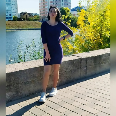 Диана Кленина, Москва