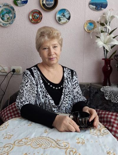 Любовь Раткина-Куприянова, Санкт-Петербург