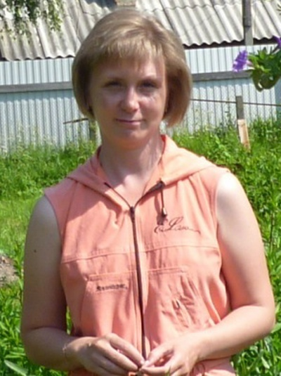 Ирина Великодная, Санкт-Петербург