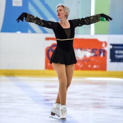 Ольга Щербакова, Санкт-Петербург