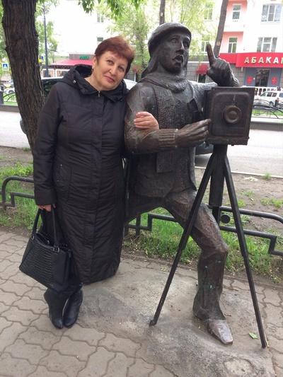 Наталья Самарина, Абакан