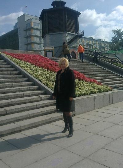 Светлана Толстикова, Нижний Тагил