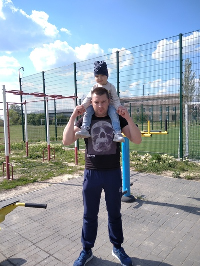 Жигайло Вячеслав, Донецк