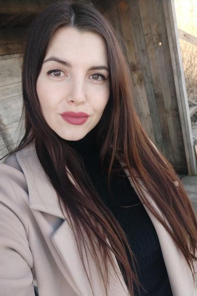 Кристина Лебедева, Москва