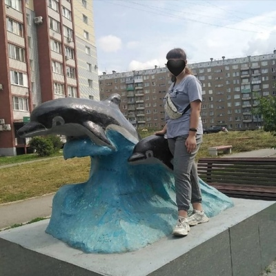 Екатерина Гаязова, Новоалтайск