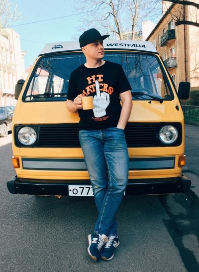 Андрей Новожилов, Калининград