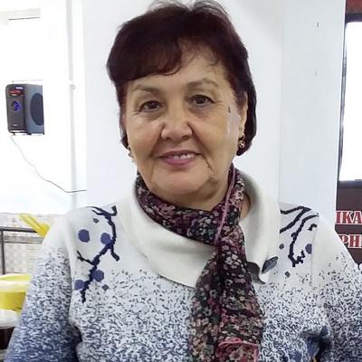 Наиля Сафарова