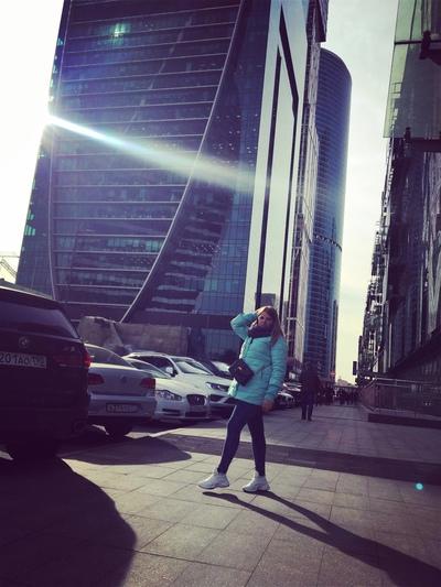 Ольга Матвеева, Москва