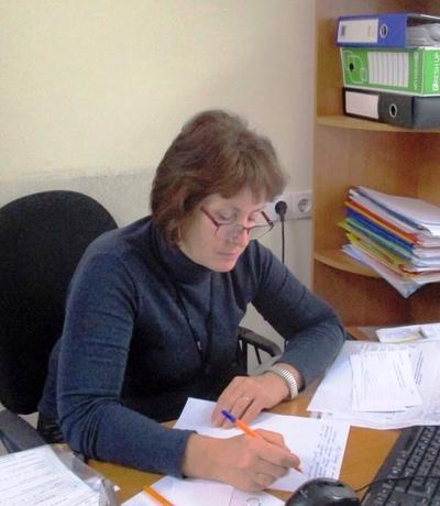Надежда Мирошниченко, Полтава