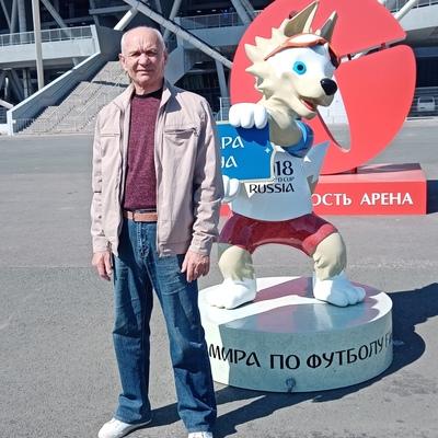 Виктор Бердиков, Безенчук