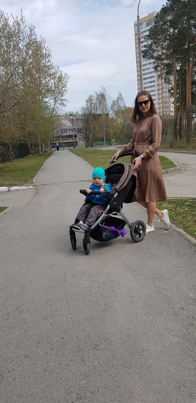Natalya Titorchuk, Yekaterinburg