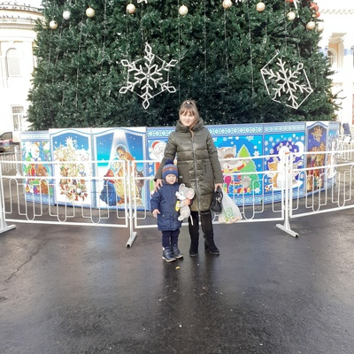 Анна Кубоша, Первомайск