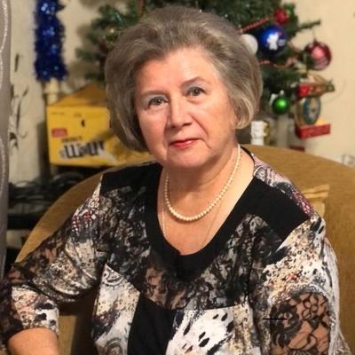 Антонина Осипова-Нестерова, Санкт-Петербург