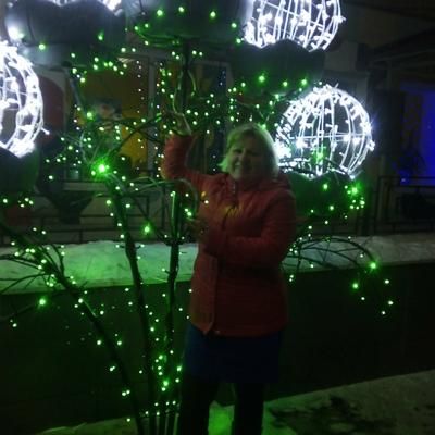 Елена Харитонова-Пестова, Сергиевск