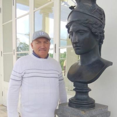 Владимир Ребров, Санкт-Петербург