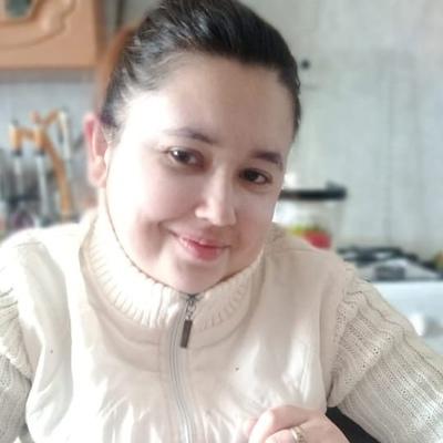 Anyuta Agzhigitova