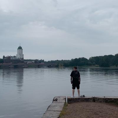 Вадим Фомин, Санкт-Петербург