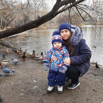 Марина Авраменко, Москва