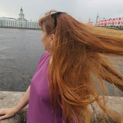 Ирина Хайруллина, Санкт-Петербург