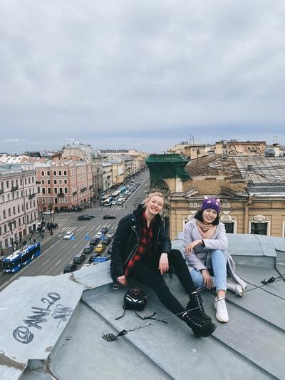 Аня Якунина, Москва