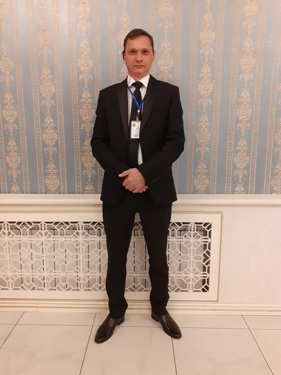 Вячеслав Грабин, Алматы