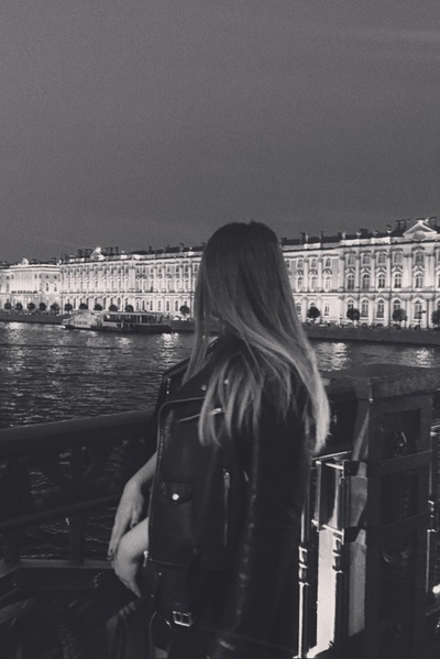 Кристина Родионова, Санкт-Петербург