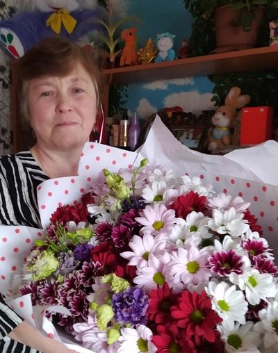 Вера Шадрина-Калина