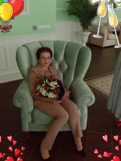 Lyudmila Vasilenko-Tsvetkova, Saint Petersburg