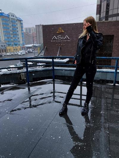Наталья Тутатчикова, Абакан