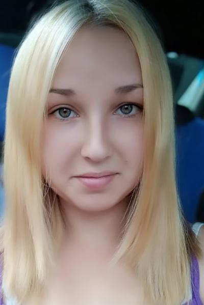 Алена Крицкая, Минск