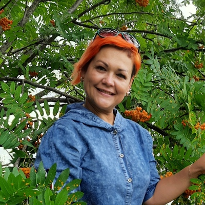Наталья Вилесова, Пермь