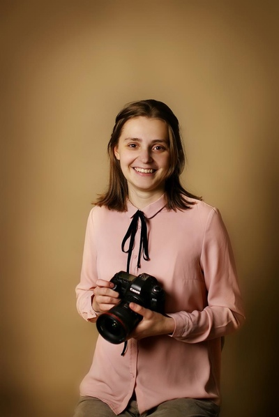 Виолетта Ильина, Москва