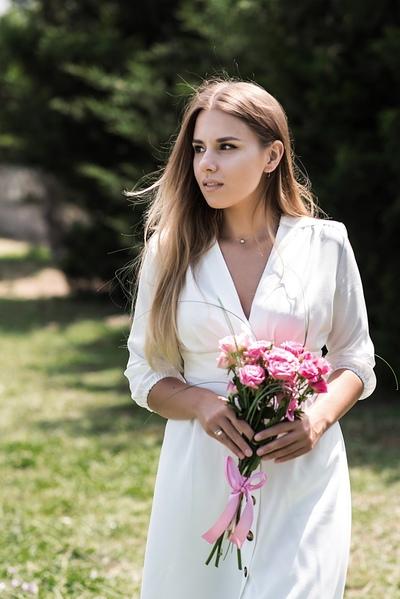 Анна Мельникова, Москва