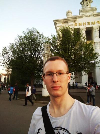 Данил Матвеев, Москва