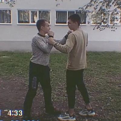 Алексей Тихонов'мур, Ртищево