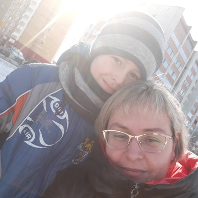 Oksana Bizina, Tyumen