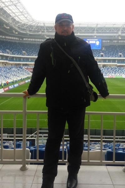 Евгений Бураков, Калининград