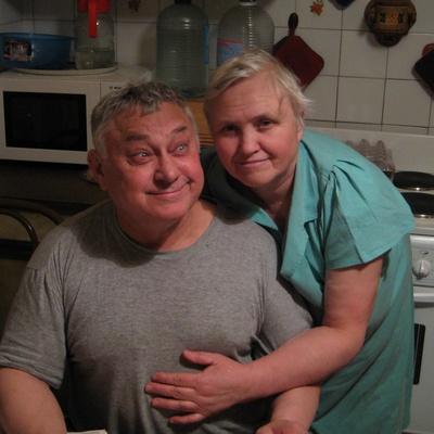 Галина Богданова-Федорова, Санкт-Петербург