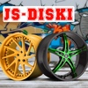 Порошковая покраска дисков JS-Diski