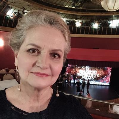 Ольга Реутова, Санкт-Петербург