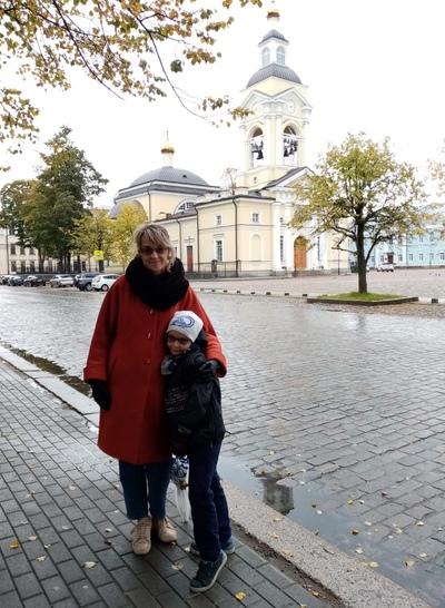 Анжела Гришина, Санкт-Петербург