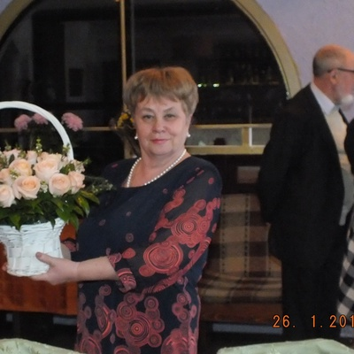 Людмила Старченкова-Галанина, Санкт-Петербург