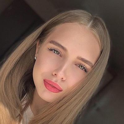Юлия Берг, Москва