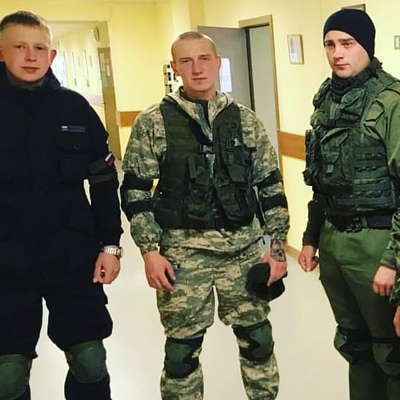 Сергей Андреев, Пыть-Ях