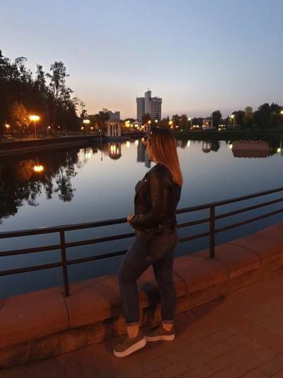 Eve Dmitrieva, Москва