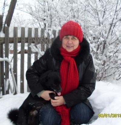 Елена Шеховцова-Куликова