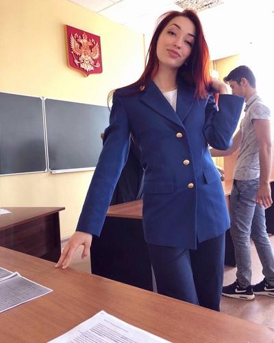 Kristina Egorova, Moscow