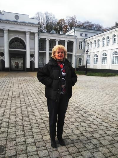 Лидия Перцовая-Осипова, Могилёв