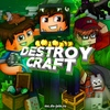 DestroyCraft | Майнкрафт сервер - [1.8-1.16.x] ©