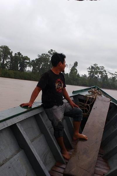 Alexander Escalante, Iquitos